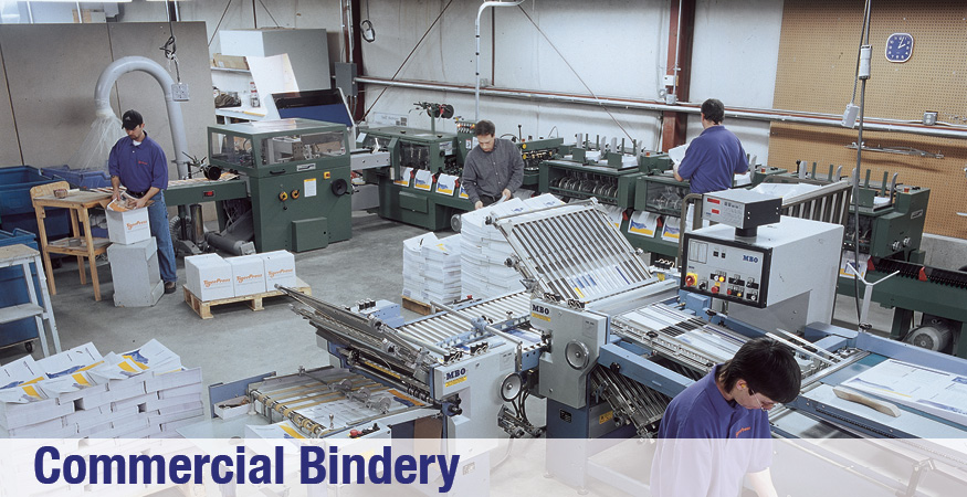 Commercial Bindery